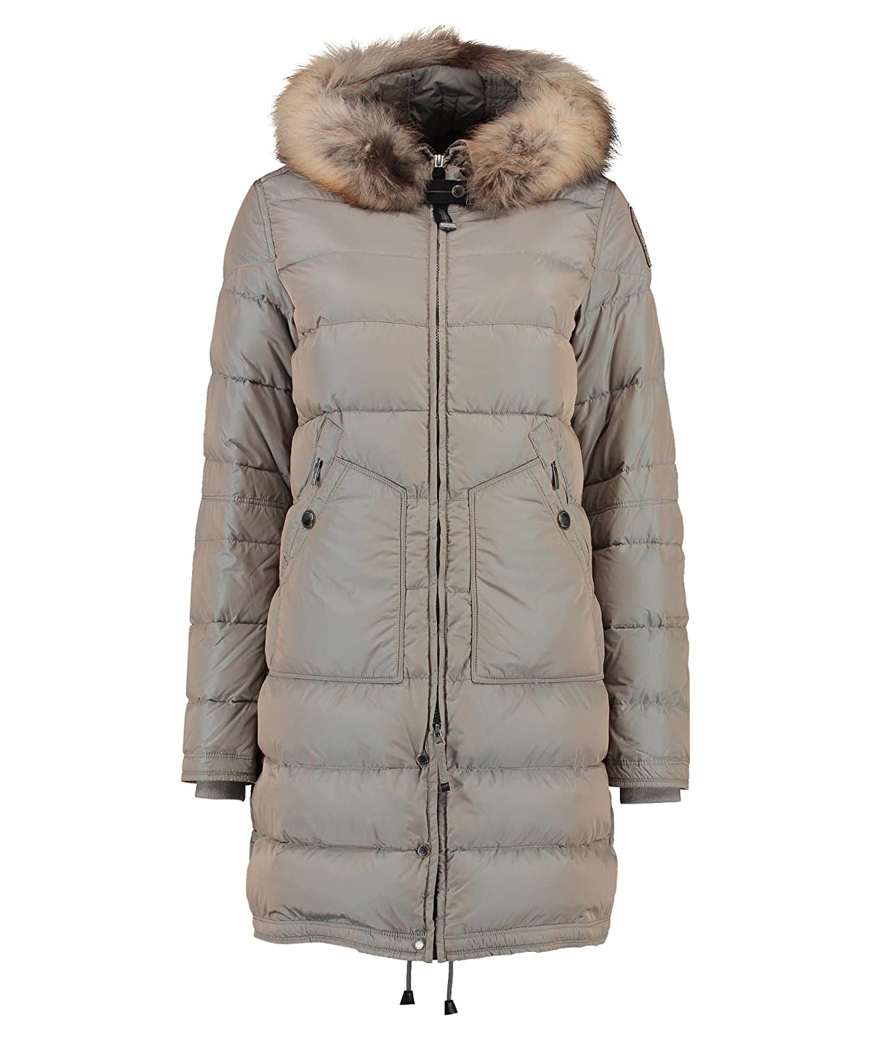 Parajumpers Damen Daunenjacke Light Long Bear taupe XS