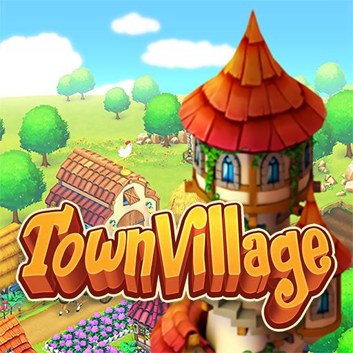 - Town Village: Farm, Build, Trade, Harvest City