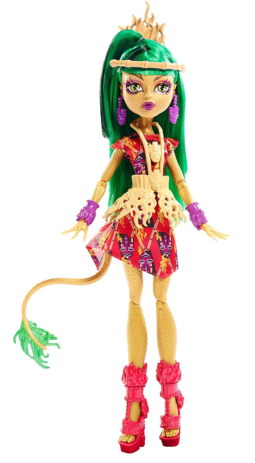 Uncategorized Monster High Jinafire amazon com monster high ghouls getaway jinafire long doll toys games