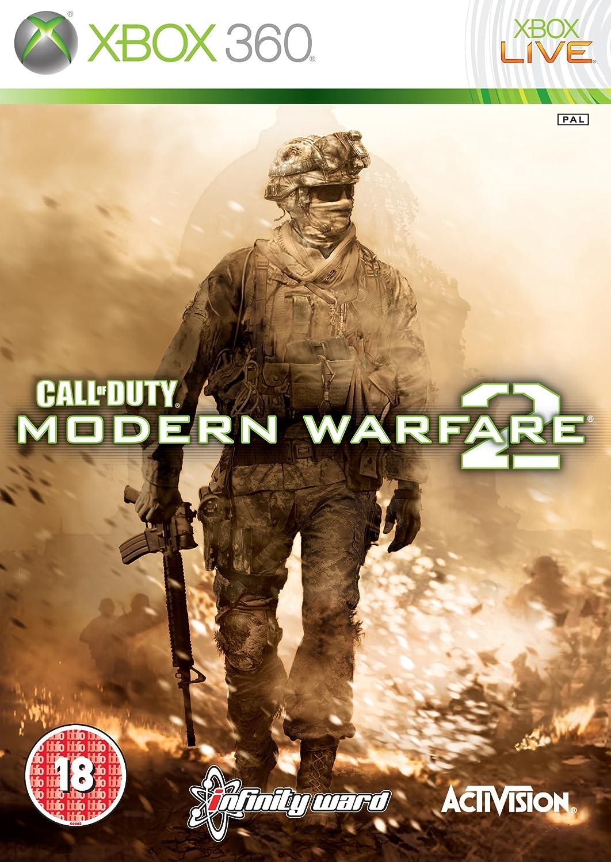 game modern warfare 2 xbox 360
