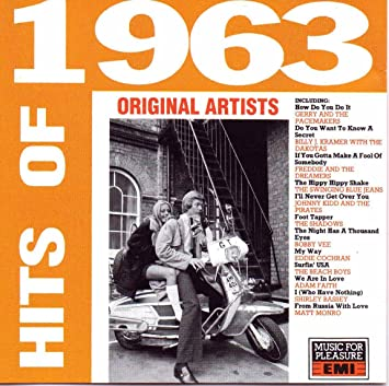 the hits of 1963 amazon co uk music