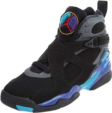 Jordan AIR 8 Retro BG Boys Fashion