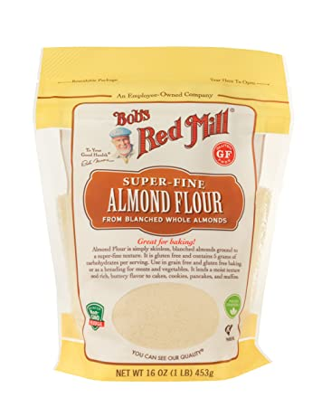 Bob's Red Mill, Flour Almond Super Fine, 16 Ounce by Bob's Red Mill