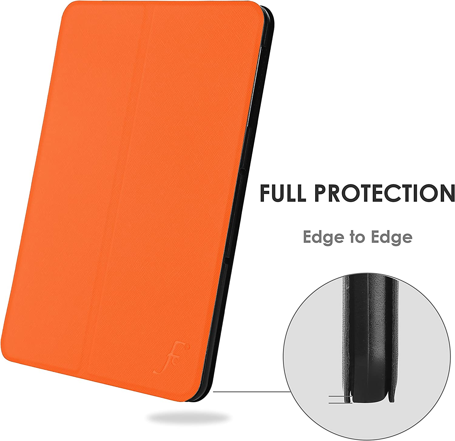 Red FC Case for Huawei Mediapad T3 8 Magnetic Protective Case Cover and Stand for MediaPad T3 8 8.0-inch Slim Lightweight Stylus /& Protector