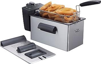 Jata Fr679 Stainless Steel Deep Fat Fryer, 3.5 Litre, 2100 W ...