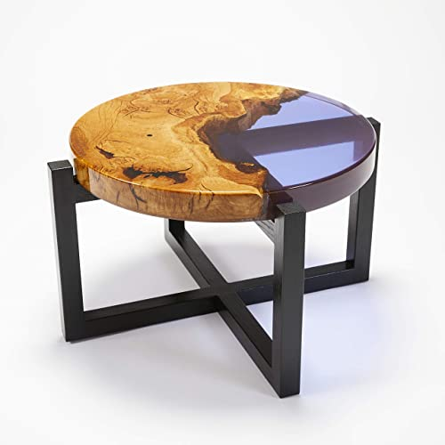 Purple Reign Coffee Table Amazon Co Uk Handmade