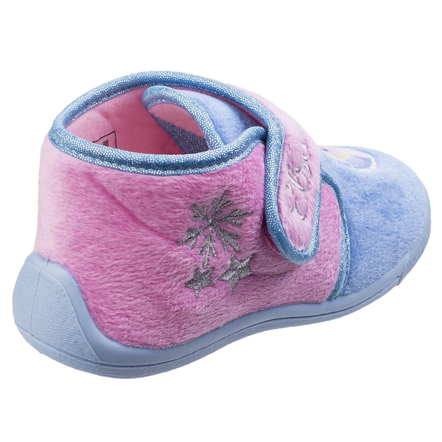 Leomil Childrens Girls Official Frozen Slippers: Amazon.co.uk: Shoes & Bags