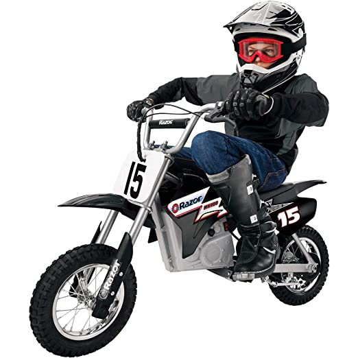Amazon.com: Razor Dirt Rocket - Motocross eléctrico para ...