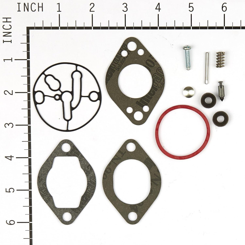 Briggs Stratton 696146 Carburetor Overhaul Kit Garden Diagram Parts List For Model H6075506n Tecumsehparts All Outdoor