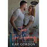 Two For Holding: A 425 Madison Ave - New York Titans Crossover Novel