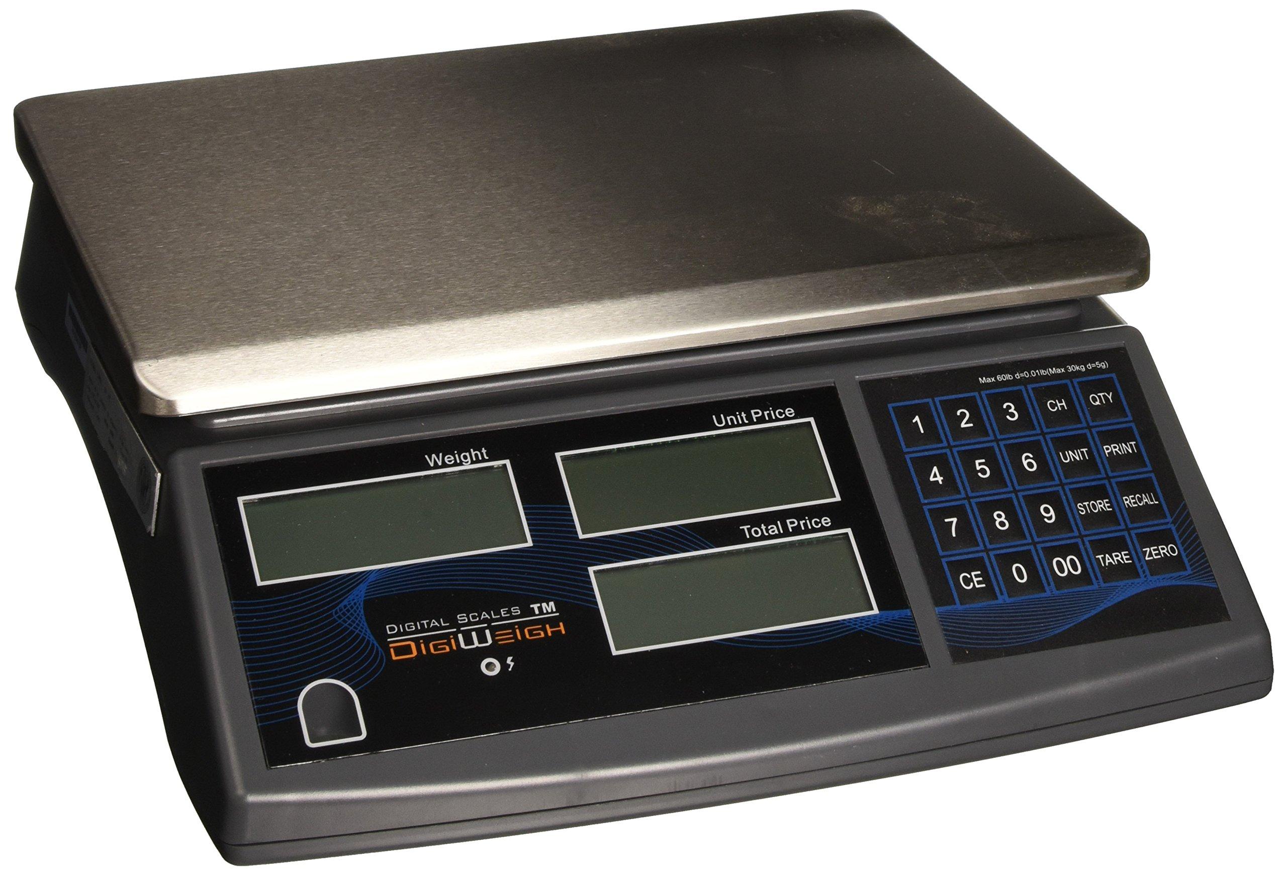Digiweigh Computing Scale (DWP-60PC)