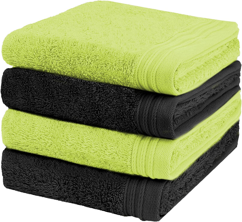 Weidemans Premium Towel Set of 4 Hand Towels 18