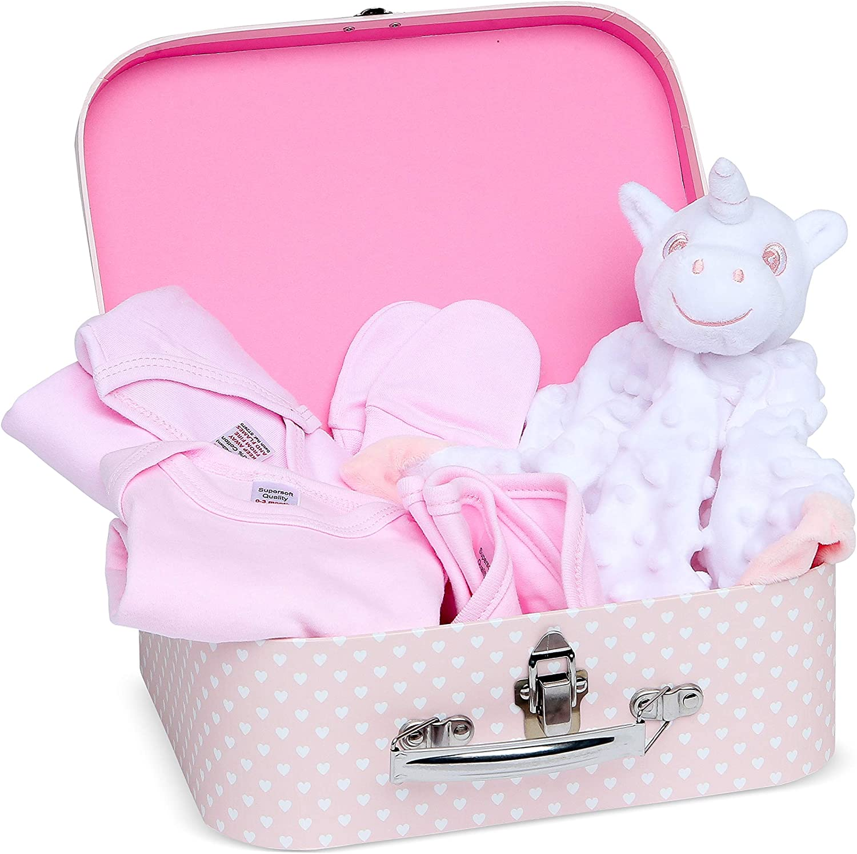 Juegos de regalo para baby shower rosa rosa Talla:Gift set 2