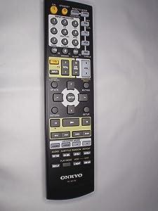 ONKYO OEM RC-607M A/V Receiver Remote Control PN: 24140607