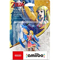 Amiibo Zelda & Loftwing - The Legend Of Zelda: Skyward Sword HD - Nintendo Switch