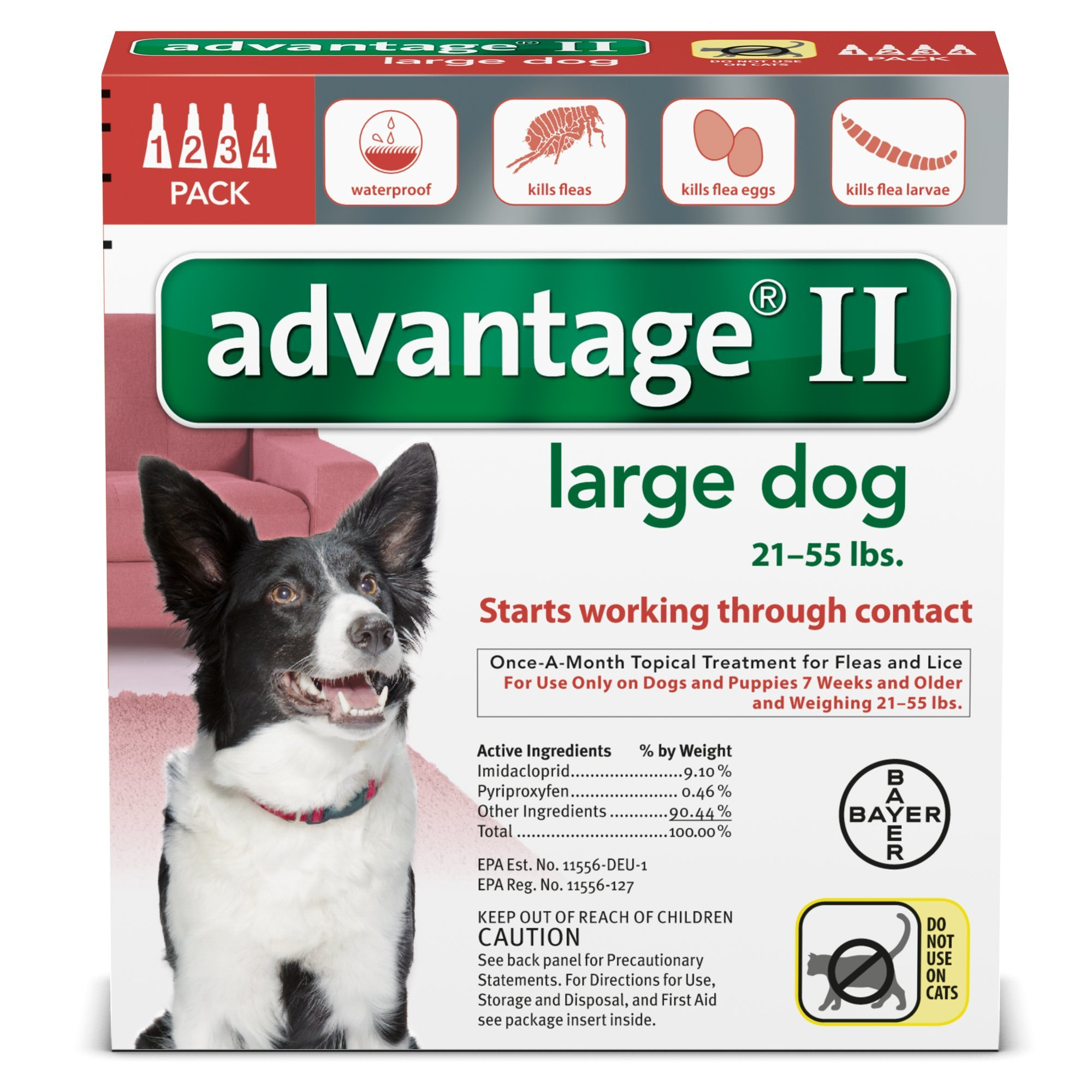 4PK RED Advantage II
