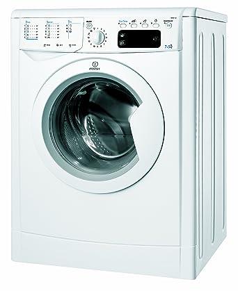 Indesit IWDE 7145 B Waschtrockner // //1064 kWh//Jahr // kg //7 EU // nur 50 L beim Waschen 5 kg Waschen+Trocknen