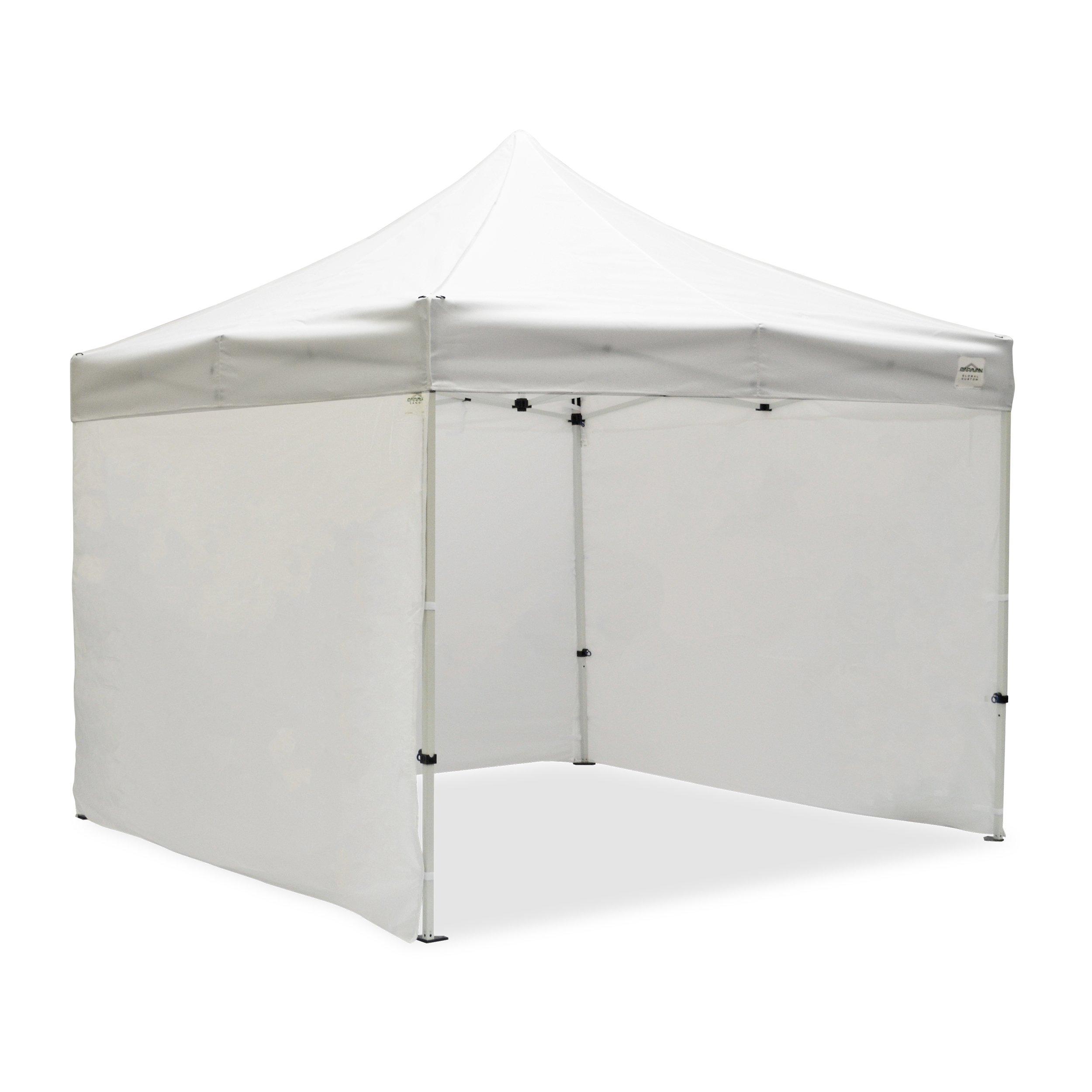 Caravan Canopy Sports Commercial Grade Sidewalls, 10 x 10-Feet