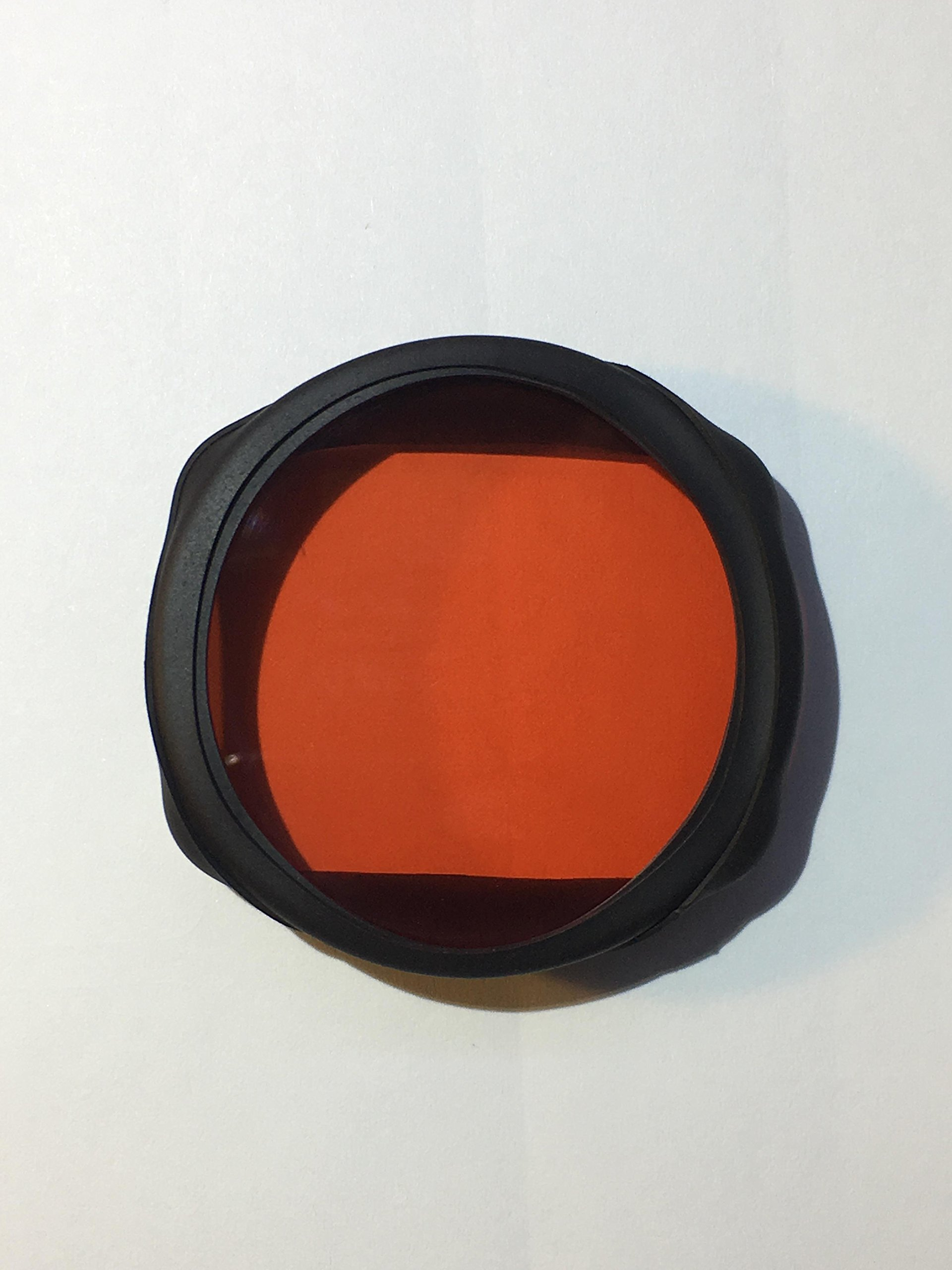 Red Filter Underwater Color Correction Press On for Sony FDR-X3000 AS300 AS50 Waterproof Divehousing by RageCams