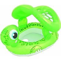 Bestway Gölgelikli Kaplumbağa Formu Havuz-Deniz Botu, BabyFloat