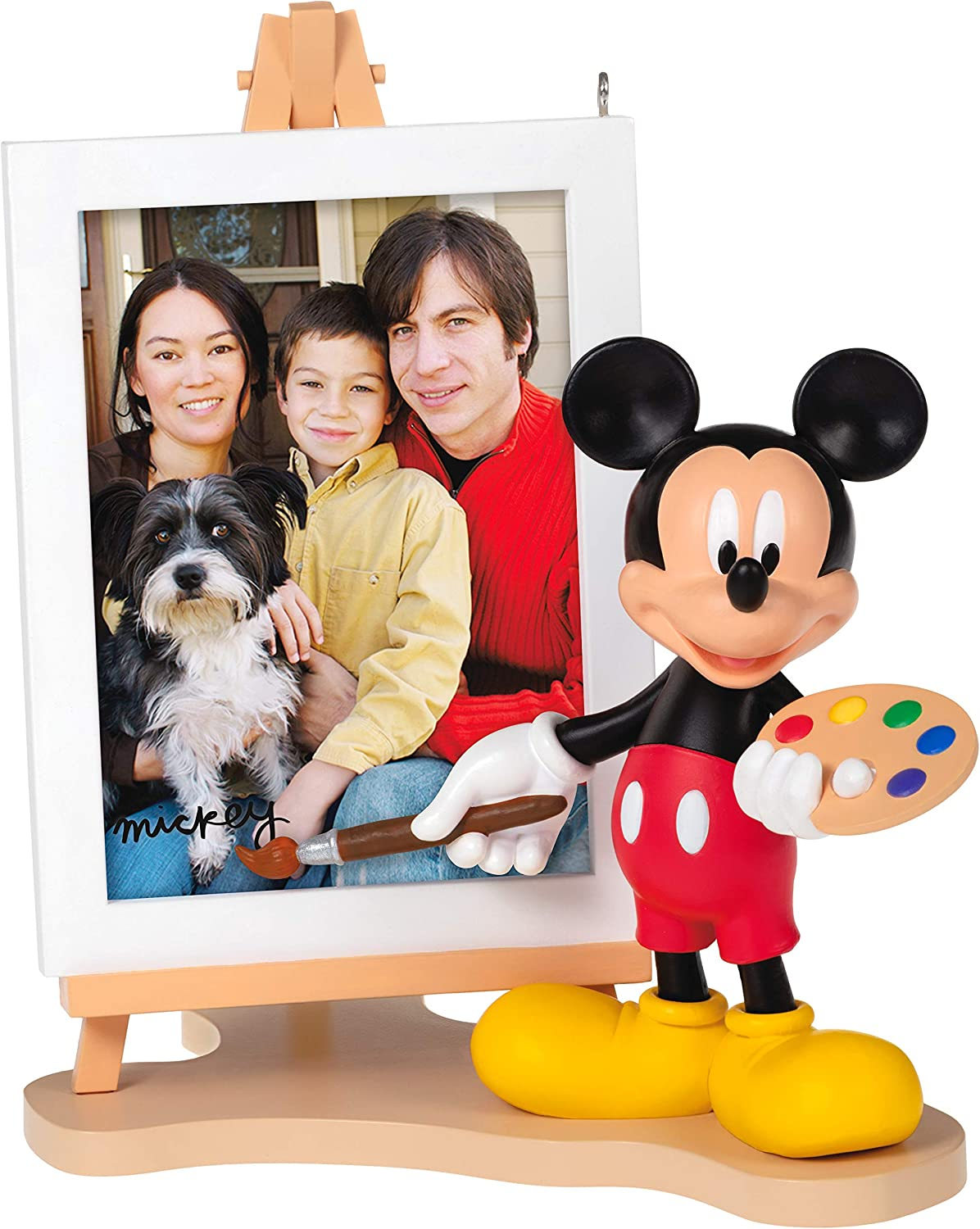 Hallmark Keepsake Ornament 2020 Disney, Mickey Picture Perfect Photo Frame