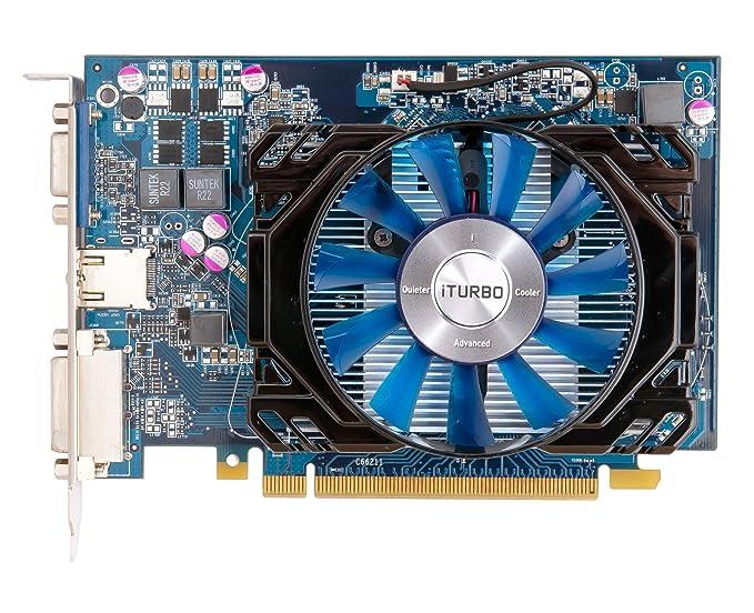 HIS H240F2G Radeon R7 240 2GB GDDR3 - Tarjeta gráfica (Radeon R7 240, 2 GB, GDDR3, 128 bit, 4096 x 2160 Pixeles, PCI Express x16 3.0)