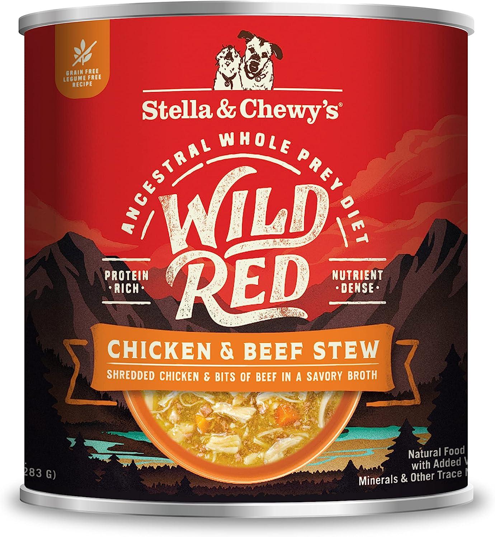 Stella & Chewy's Wild Red Wet Food