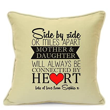 Personalized Presents Gifts For Mother In Law Mom Mummy From Daughter Mothers Day Birthday Christmas Xmas
