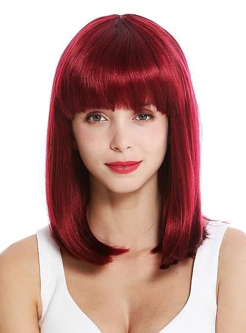 Wig Me Up Vk 1 118h99j Perruque Dame Courte Hauteur Des Epaules