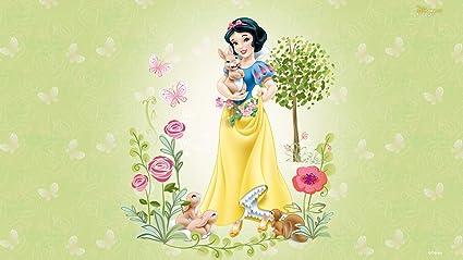 Disney Princess Snow White On Fine Art Paper Hd Quality Wallpaper