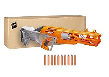 Hasbro nerf b7784eu4 accustrike alphahawk spielzeugblaster
