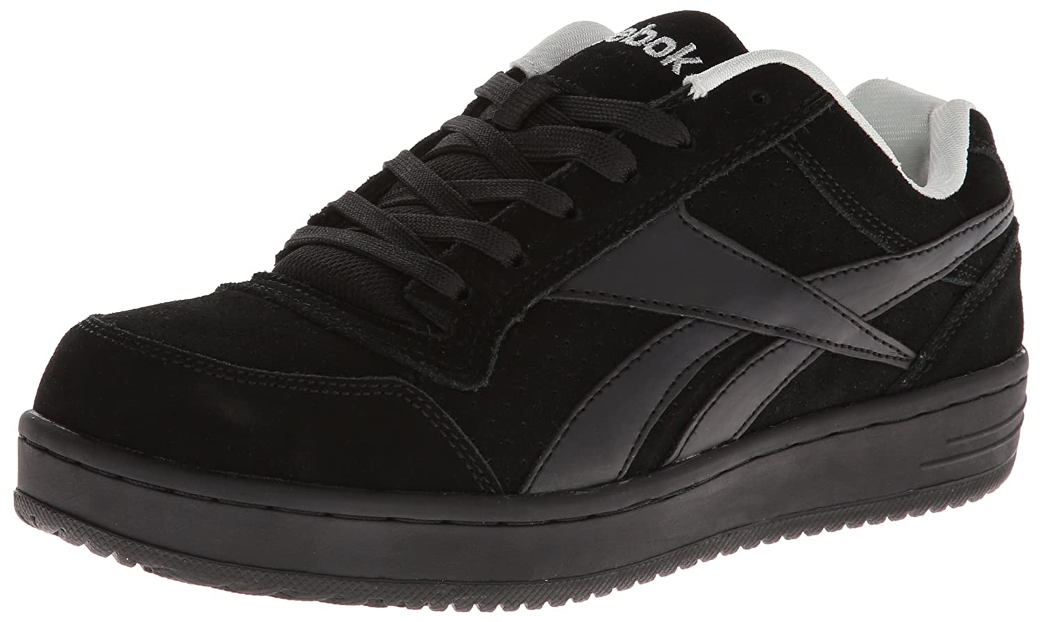 Reebok Work Women's Soyay RB191 Athletic Safety Shoe B00A7VMUCS 11.5 W US|Black