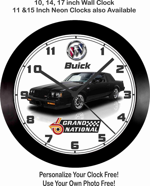 Amazon Buick Grand National Wall Clock New Free Us Ship