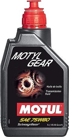 Image of MOTUL motylgear 75W de 801L