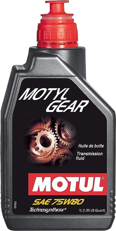 MOTUL motylgear 75 W de 80 1L: Amazon.es: Coche y moto