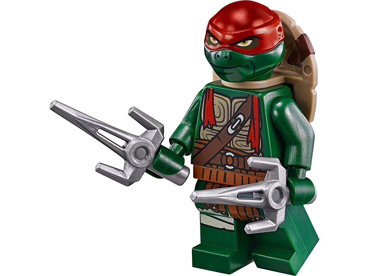 Amazon.com: Lego Mutant Ninja Turtles Turtles van takedown ...