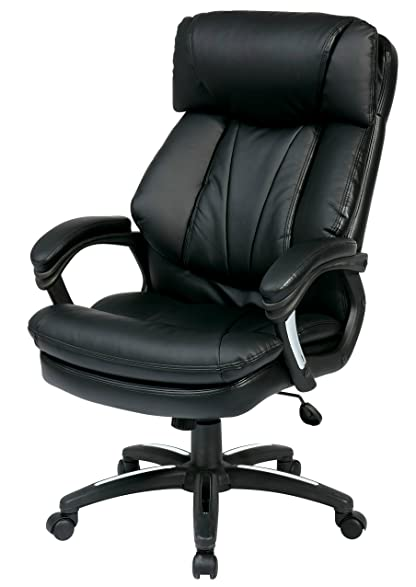 Home Office Chair Tall Big Leather Desk Computer Best Modern Boss Executive  With Arms