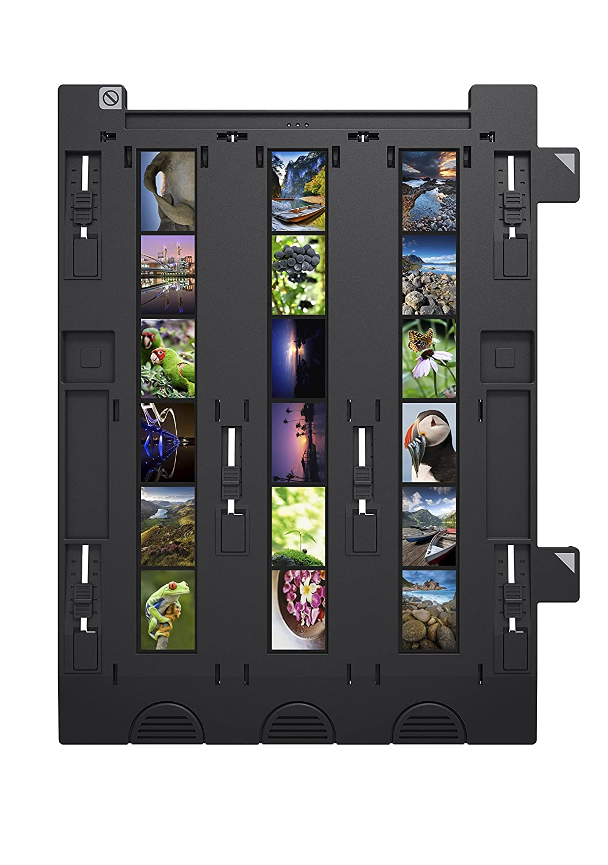 Esc/áner Epson Perfection V850 Importado 216 x 297 mm, Cama Plana, USB 2.0, Corriente alterna, 5-35 /°C, 6400 x 9600 dpi