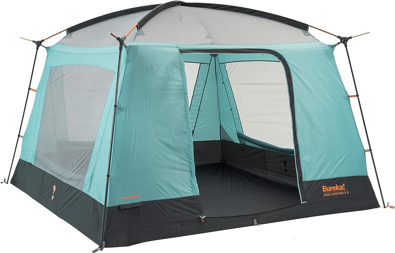 Eureka! Jade Canyon X4, 3 Season, 4 Person Camping Tent