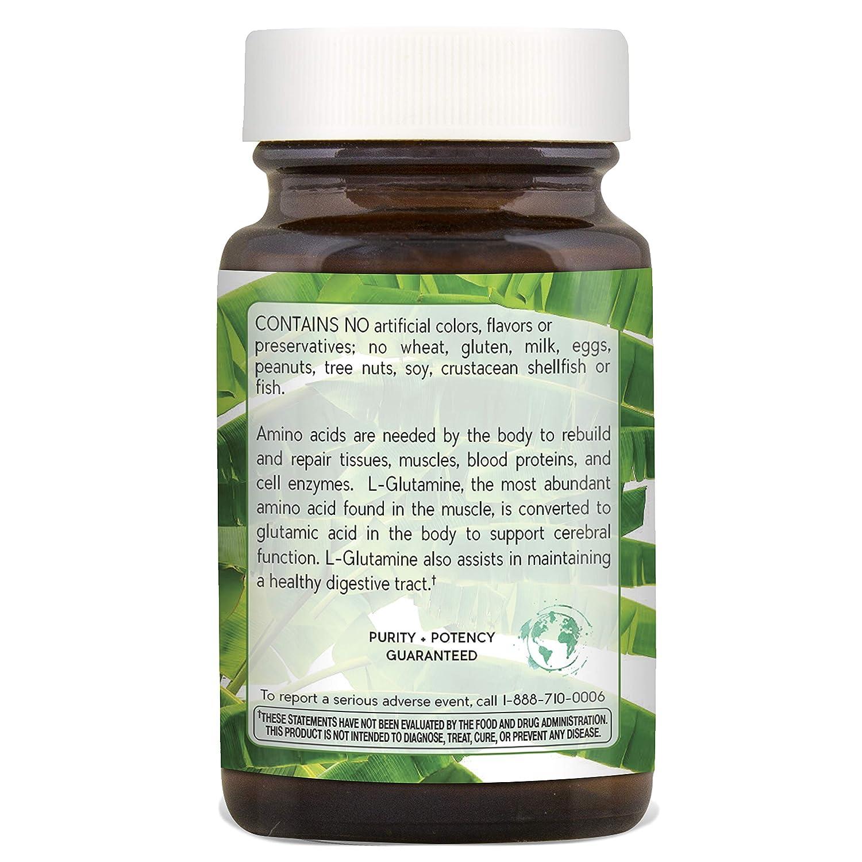Amazon.com: Natural Nutra L-Glutamine, 50 Cápsulas, 500 mg ...