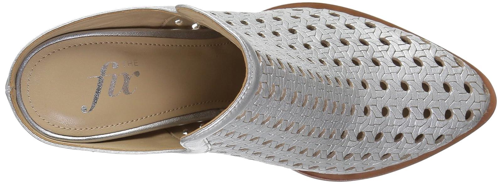 The Fix Women's Jaeda Open Weave Jaeda Open Weave Mule Shoetie - 8