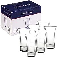 Queensway® - Vasos de chupito de 60 ml