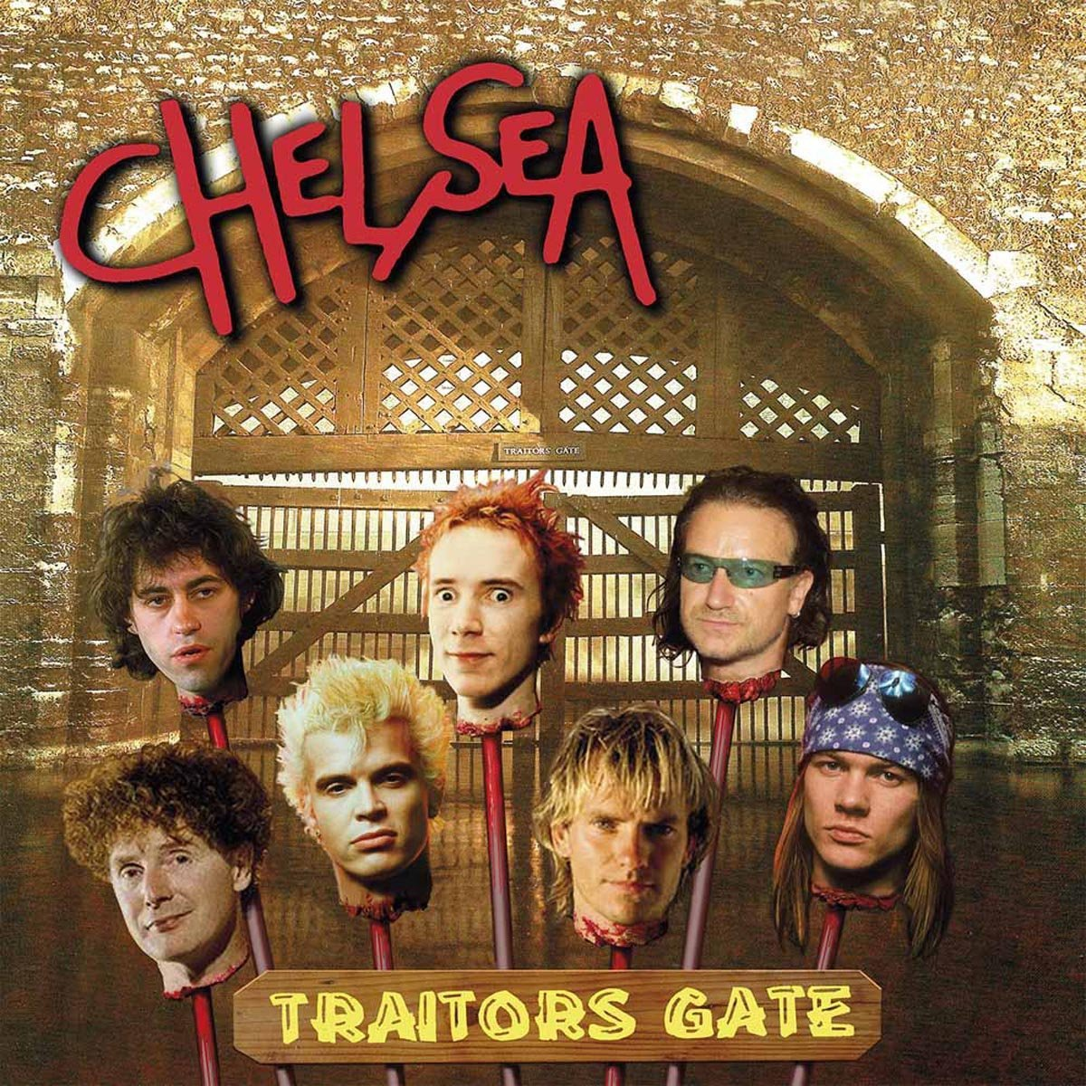 CHELSEA - TRAITOR'S GATE