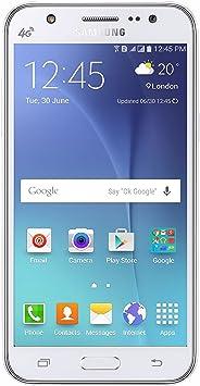 Samsung Galaxy J7 2016 BLANCO SMARTPHONE LIBRE: Amazon ...