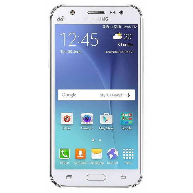 Samsung Galaxy J7 2016 BLANCO SMARTPHONE LIBRE: Amazon.es ...