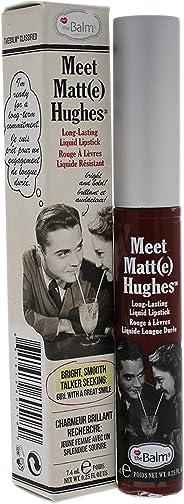 Meet Matt(e) Hughes - Adoring, theBalm Cosmetics, Ameixa