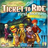 Days of Wonder DOW720025 Ticket to Ride First Journey Board Game