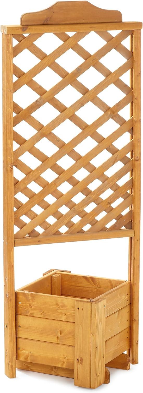Gaspo 21009-5 fixthedrip Maceta con Enrejado 37 x 140 cm Classic: Amazon.es: Jardín