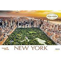 New York 2020: Großer Foto-Wandkalender mit Bildern aus der Metropole in den USA. Travel Edition mit Jahres-Wandplaner. PhotoArt Panorama Querformat: 58x39 cm.