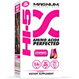 Magnum Nutraceuticals Hi5 Strawberry with a Black Cherry Kicker - BCAA Powder
